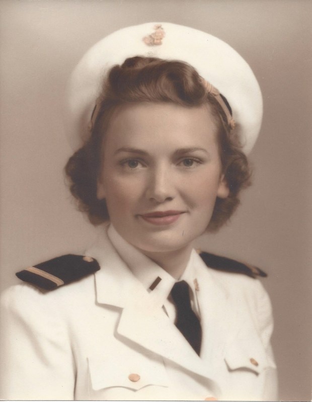 Helen Roehler, who worked at the former United States Naval Hospital in Norco during World War II, will be honored for her service at a Memorial Day ceremony in Norco Monday, May 29. ORG XMIT: RIV1705181738356628