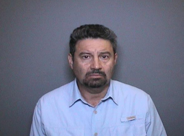Carlos Montano was charged with three counts of insurance fraud and conspiracy to commit medical insurance fraud, and his maximum sentence would be 16 years, eight months. (Booking mug courtesy of OCDA)
