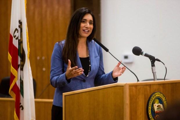 Assemblywoman Sabrina Cervantes, D-Riverside (File photo by Watchara Phomicinda, The Press-Enterprise/SCNG).