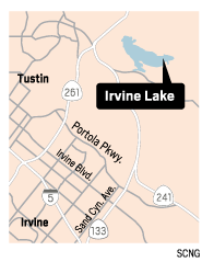 Irvine-lake