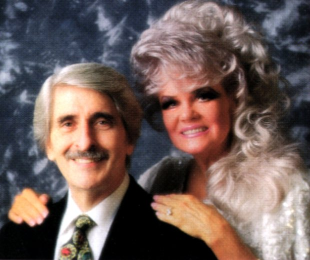 Paul and Jan Crouch in a TBN portrait.