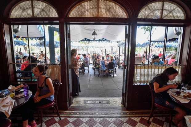 Cafe Orleans in New Orleans Square in Disneyland in Anaheim, California, on Wednesday, June 28, 2017. (Photo by Jeff Gritchen, Orange County Register/SCNG)