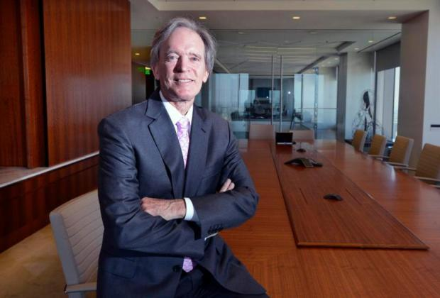 Bill Gross, founder of PIMCO in his new offices in Newport Beach. PIMCO is the world's largest bond investment firm. //ADDITIONAL INFORMATION: 06/12/2014 CHRISTINE COTTER, STAFF PHOTOGRAPHER - oc125years.0622 - Bill Gross shot, have already interviewed him. We have limited time but he was cool with my interview a week ago and let me talk longer. The story is about OC 125th anniversary and is told through the eyes of people that have taken its image national and international. Bill Gross founded Pimco, the world's largest bond investment firm.