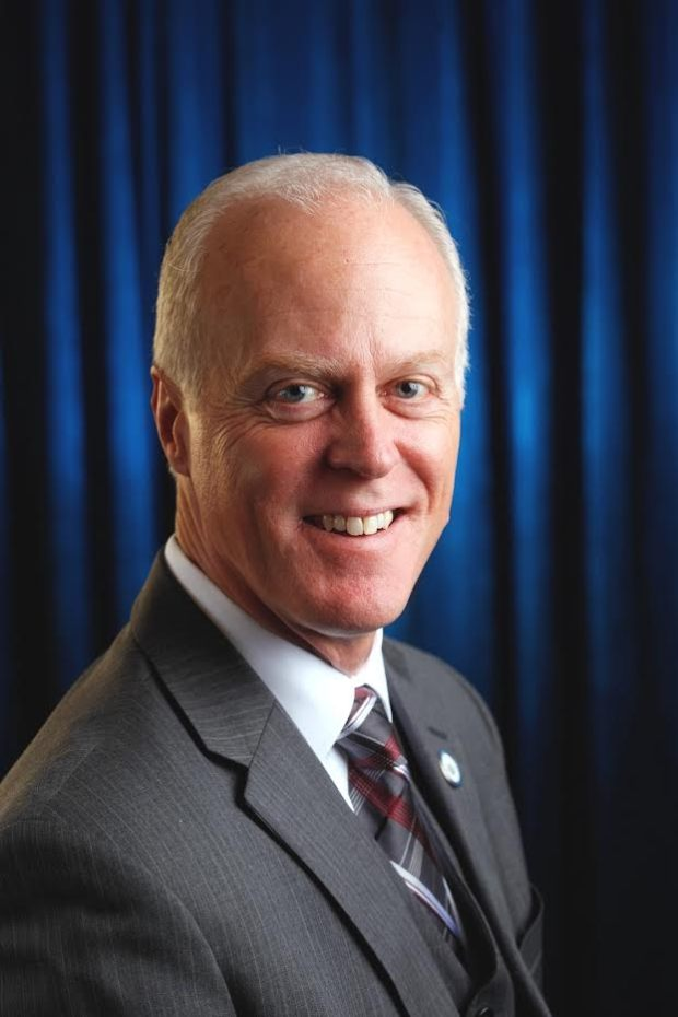 Riverside County Executive Officer George Johnson (File photo).