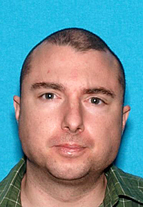 Jonathan Mabry was reported missing by the Riverside County Sheriff's Department on May 12, 2017. He was last seen living with transients in the Temecula area. He has not been seen by family members since April 9. (Courtesy of Riverside County Sheriff's Department)