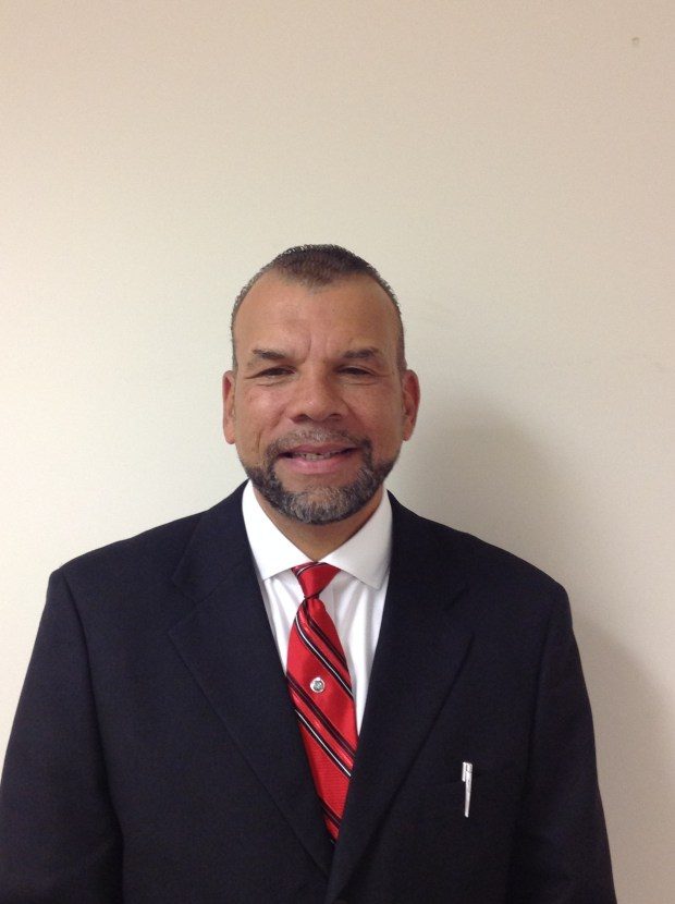 Riverside pastor and businessman Jon Scott Harris is one of three people running for the Ward 2 council seat June 6./File photo by Alicia Robinson, The Press-Enterprise/SCNG ORG XMIT: RIV1704271058557946