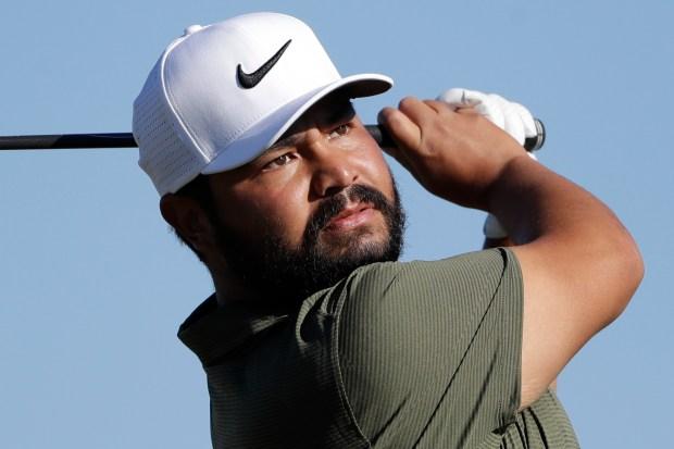 J.J. Spaun's fast start to his rookie season on the PGA Tour has given him confidence moving forward.