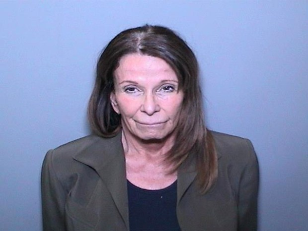 Suzie Schuder was charged with four counts of insurance fraud and conspiracy to commit insurance fraud. Her maximum sentence would be 17 years, eight months. (Booking mug courtesy of OCDA)