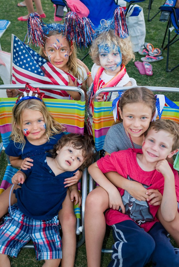 Yorba Linda's annual Fourth of July Spectacular will kick off at 5:30 p.m. with family activities, food vendors and a children's area. The fireworks show will begin at 9 p.m. at Veterans Park. (File photo).