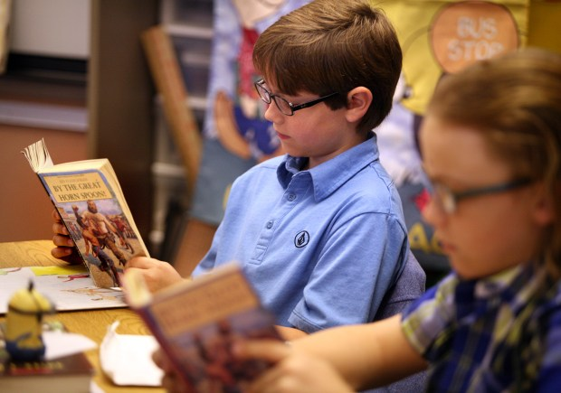 The Placentia and Yorba Linda libraries have activies and incentives planned to encourage summer reading. (Register file photo)