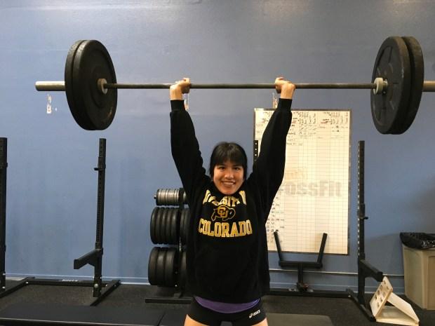 Hannah Badger, OCSA – Taking a Gap Year (Photo courtesy of Hannah Badger)