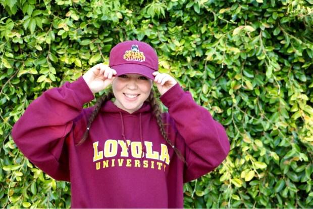 Kathryn Ramirez, Los AlamitosLoyola University Chicago: business management (Photo courtesy of Kathryn Ramirez)