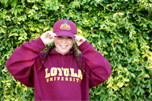 Kathryn Ramirez, Los AlamitosLoyola University Chicago: business management (Photo courtesy of Kathryn Ramirez)