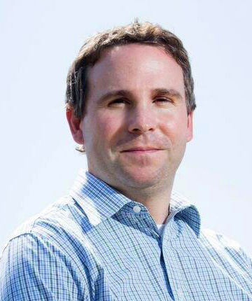 Toby Rider is an assistant professor of kinesiology at Cal State Fullerton. (Photo courtesy of Cal State Fullerton)