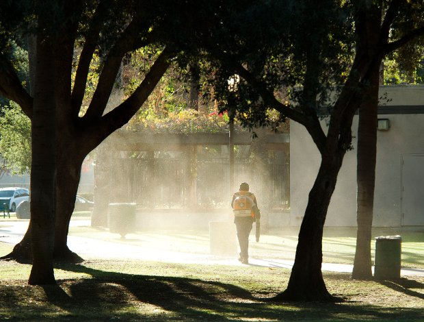Pearson Park is one of the parks that will be getting bathroom renovations in the 2017-18 budget. (File photo by Ken Steinhardt, Orange County Register/SCNG)