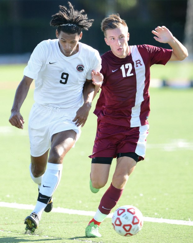 Casey ChubbFertal was an all-SCIAC selection for the University of Redlands.