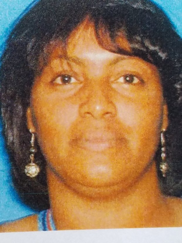 Nicole Darrington-Clark, 43, of Colton is wanted in the stabbing of her daughter and two granddaughters, one of whom died, on Monday, June 5, 2017. (Photo courtesy of Colton Police Department)