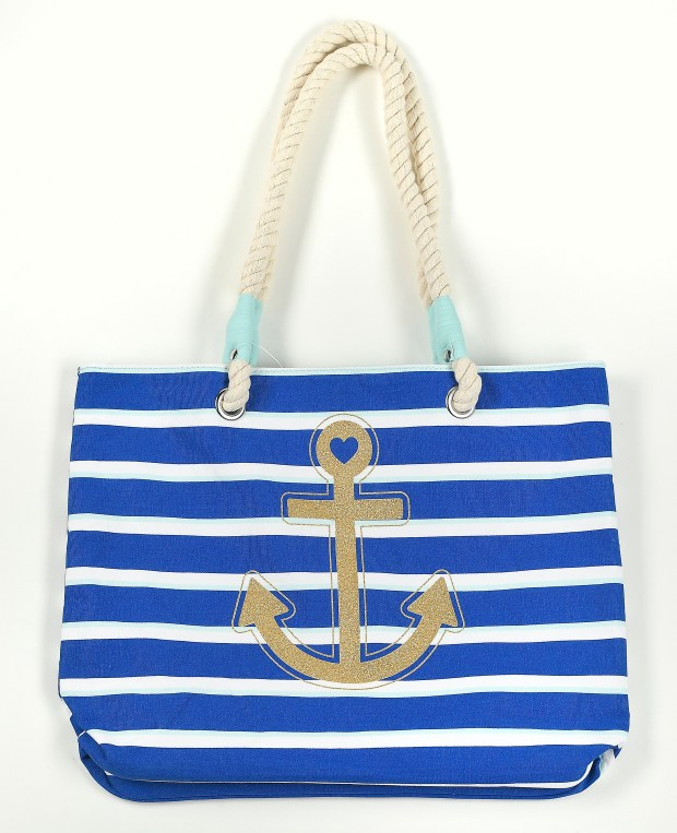 Cat & Jack anchor tote, Target, $11.99. May 18, 2017. (Photo by Nick Agro, Orange County Register/SCNG)
