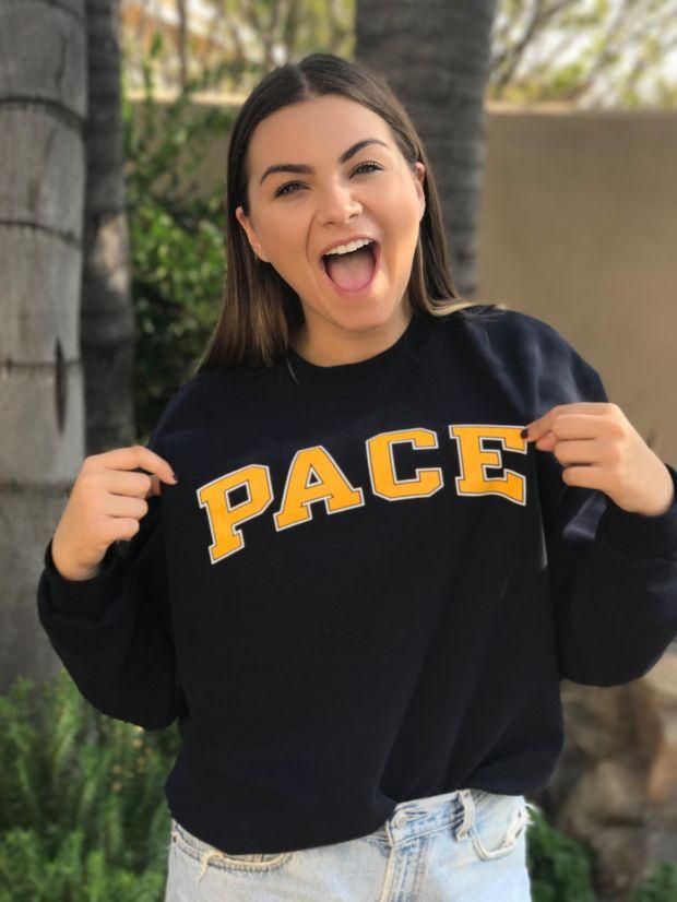 Hannah Baker, Santa Margarita CatholicPace University: acting (Photo courtesy of Hannah Baker)