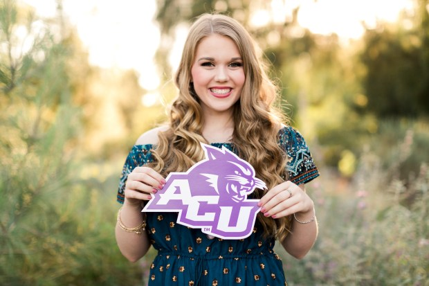 Jessica Harms, Whittier ChristianAbilene Christian University: musical theatre (Photo courtesy of Jessica Harms)