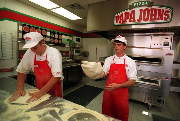 If you join the Papa John's Pizza email club you'll receive a 50 percent discount on online orders. (File photo by Michael Kitada, Orange County Register/SCNG)