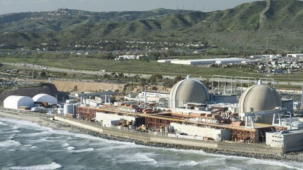 There are 90 spent fuel pools at more than 70 reactors scattered across the nation. In California, millions of pounds of waste have been cooling at the San Onofre and Diablo Canyon nuclear plant sites for years. San Onofre is at less risk than other sites, officials said, because it has not produced new waste since its reactors ceased operating in 2012. But if water drains from the pools, fire remains a real threat, the researchers said.