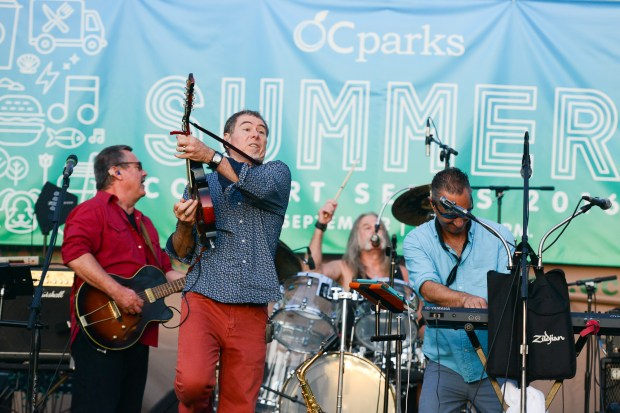 The Fenians perform this summer in Orange County