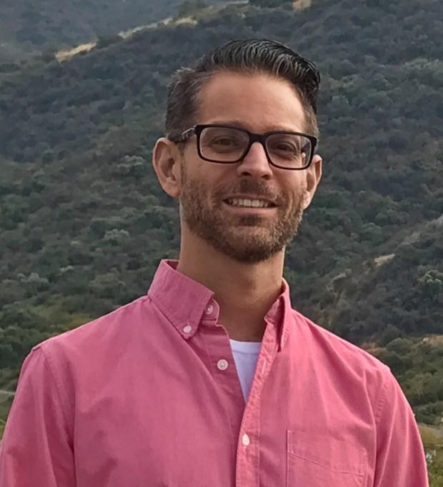 Independent congressional candidate Matt Woody.