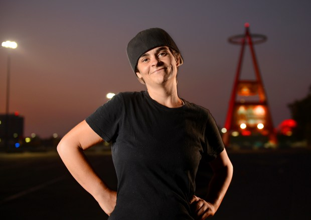 Kimberlee McKee (Photo by Bill Alkofer ,Orange County Register/SCNG)