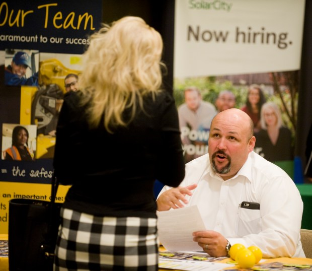 Orange County's job market is getting tighter. The unemployment rate stood at 3.8 percent in June 2017.(Photo by SAM GANGWER, ORANGE COUNTY REGISTER/SCNG)