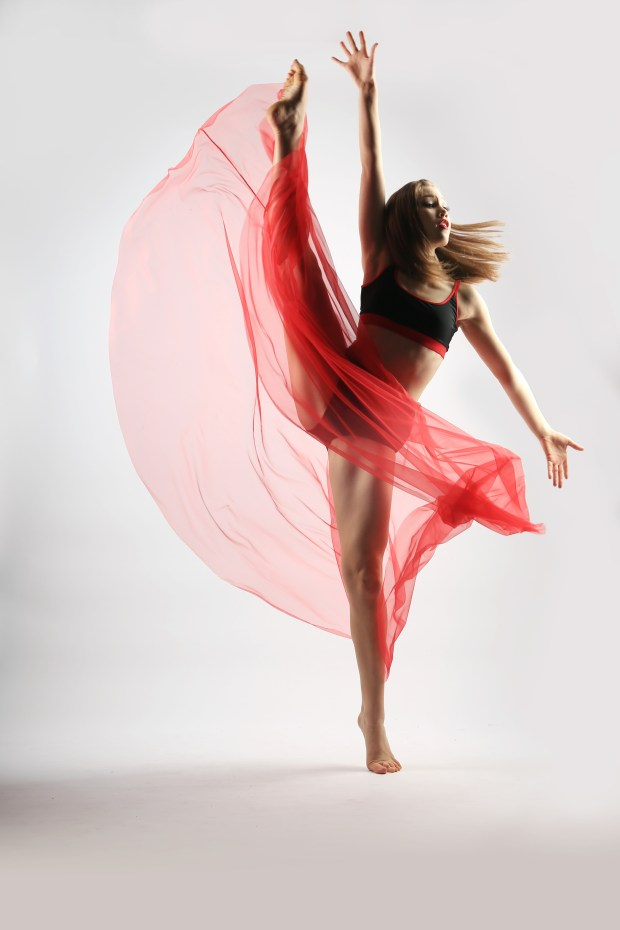 Tivoli Treloar is attending a summer dance intensive in New York with the Rockettes. (Photo courtesy of Shelly Stokes)