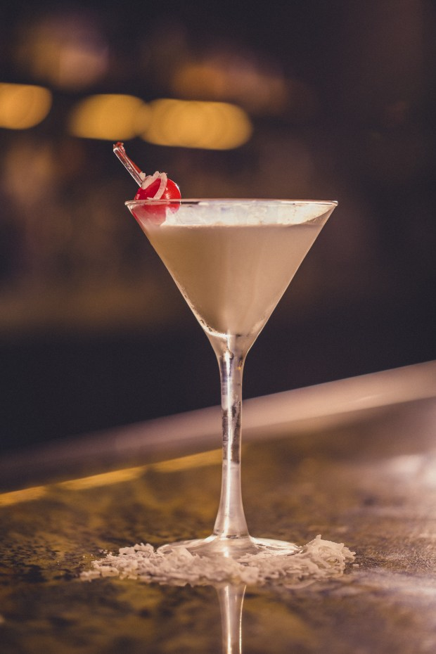 Pechanga Resort and Casino is offering 'Shark Week' themed cocktails, including the Great White Sharktini.