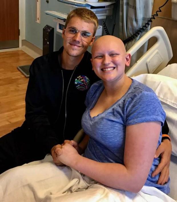 See Photos Of Justin Bieber Surprising Sick Kids At Choc