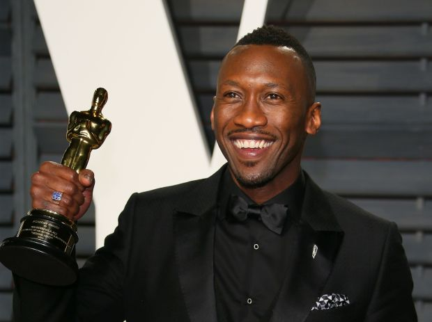 """Moonlight"" Best Supporting Actor Oscar-winner Mahershala Ali."
