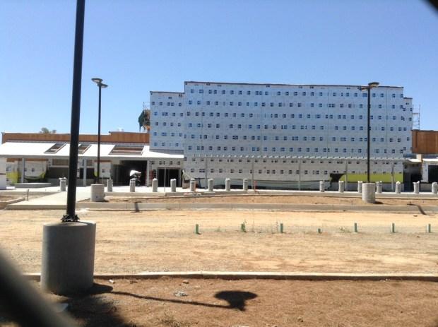 California School for the Deaf Construction