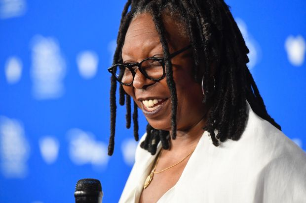 Whoopi Goldberg is named a Disney Legend at the D23 Expo in Anaheim, July 14, 2017. (Photo by Jeff Gritchen | SCNG)