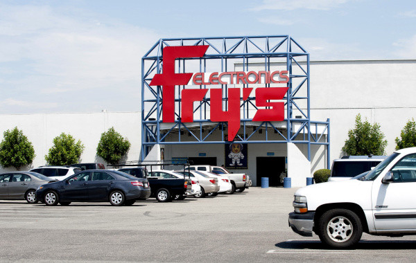 Do new Fry's closures signal the company's end?