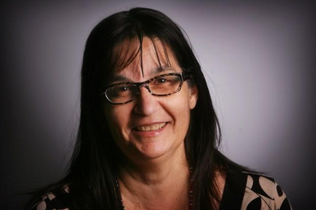 Ruth Nolan of the Inlandia Institute and Press-Enterprise blogger.