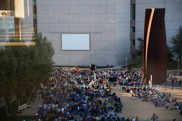 """Movie Mondays at the Segerstrom Center for the Arts in Costa Mesa will be screening """"Edward Scissorhands"""" on Monday. (Photo by Chris Emerick)"""