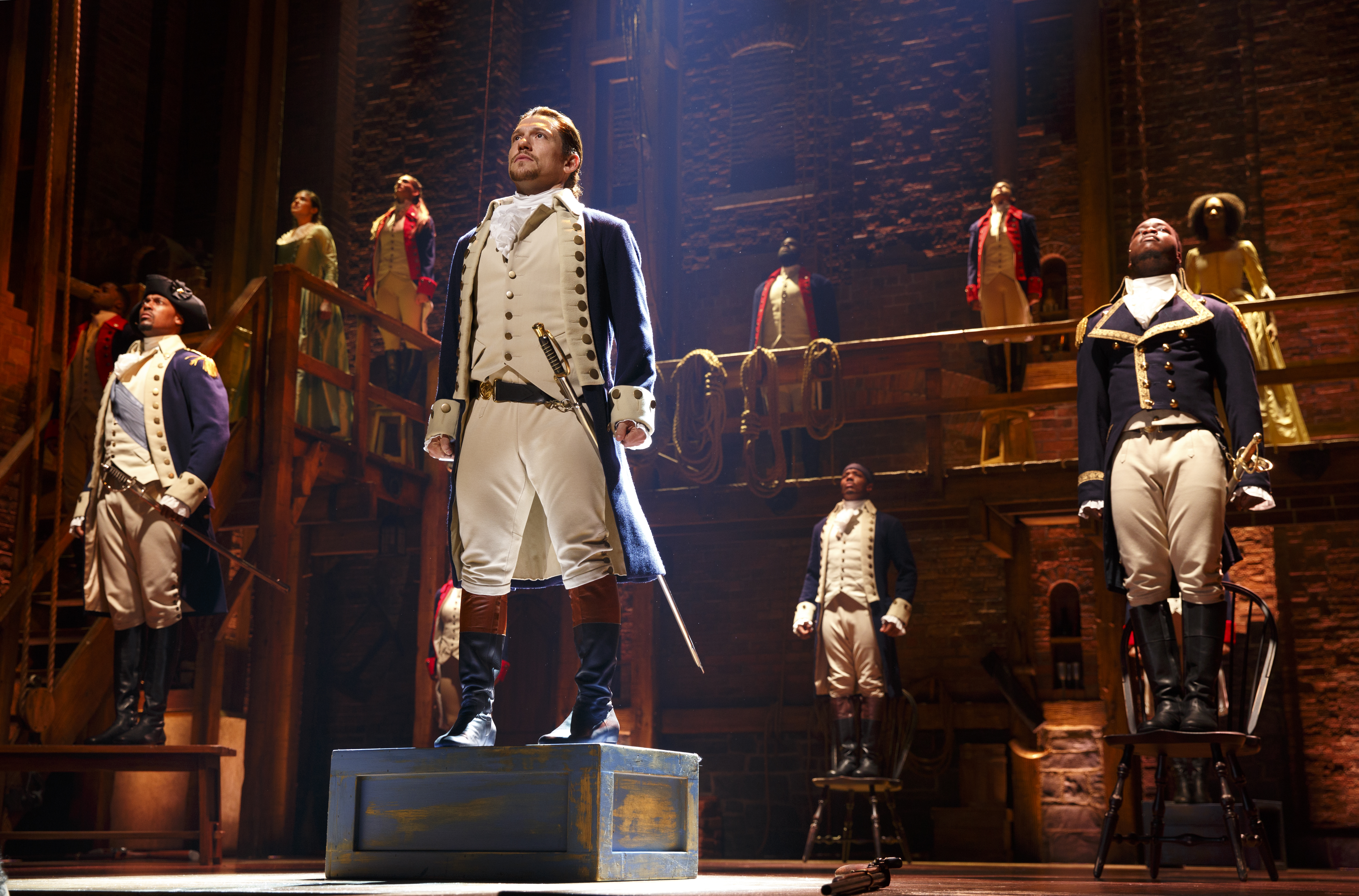 Hamilton Launches Official App Offering Ticket Drawings, Stickers, Filters & More