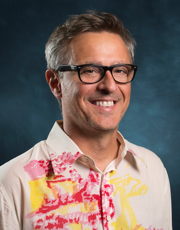 Cal State Fullerton associate professor Fernando Rodríguez-Valls wasn't allowed to speak his birth language in school. He's now an advocate for bilingualism in education. (Photo courtesy of Cal State Fullerton)