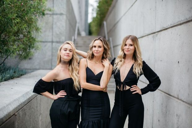 "Los Angeles-based podcast ""LadyGang"" is hosted by CBS ""Insider"" host Keltie Knight, fashion blogger Jac Vanek and actress Becca Tobin."