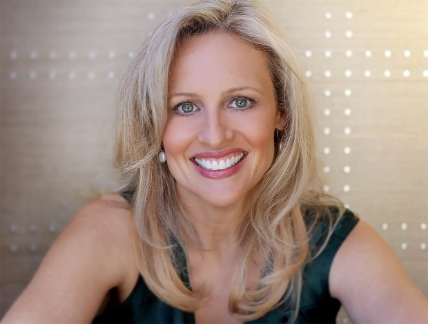 """Broadway actress Pamela Winslow Kashani (""""Into the Woods,"""" """"Beauty and the Beast"""") will present the special one-night show """"Accelerate! The Magic of Making Musicals"""" at the Irvine Barclay Theatre on Saturday, Aug. 26."""