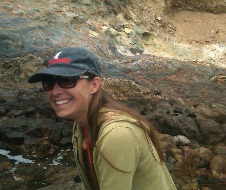 From tidepools at Abalone Cove to the Bering Straits in Alaska, Fountain Valley High teach Lisa Battig has an abiding interest in environmental science. (Photo courtesy Lisa Battig)