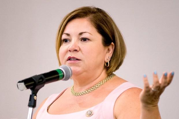 Rep. Linda Sanchez, D-Whittier.