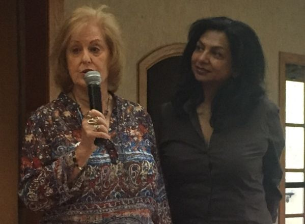 Friends Marsha Novak, a Jew, and Soraya Deen, a Muslim, have founded an interfaith solidarity group in the San Fernando Valley .