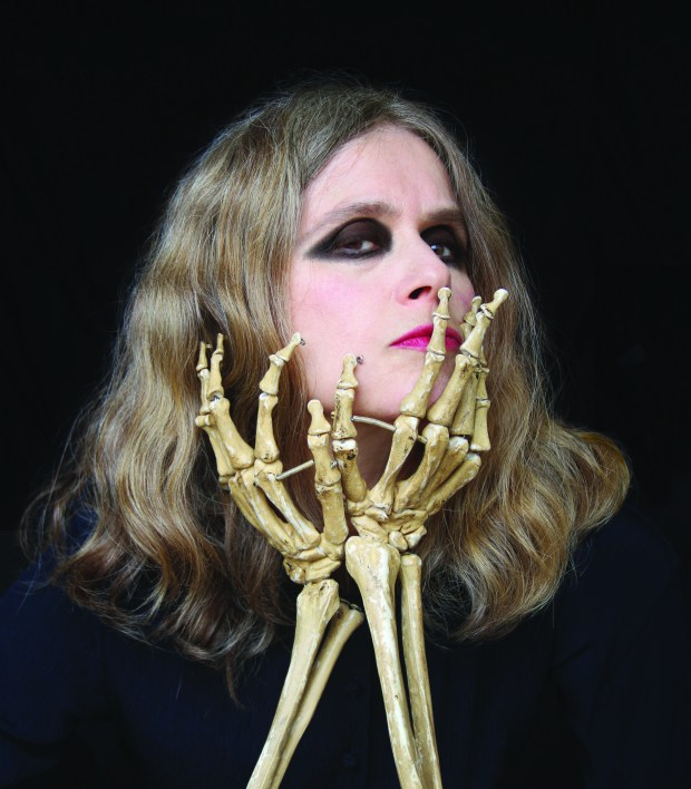 "Juana Molina will perform her original score for the silent Chinese film ""The Goddess."" (Courtesy photo)"