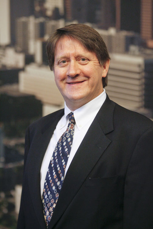 Los Angeles DWP rate payer advocate Fredrick Pickel.