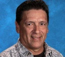 Arthur Cendejas teaches visual arts at Loara High School. (Photo courtesy of Loara High School)