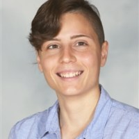 Ashley Richart is the design lab manager at St. Margaret's Episcopal School. (Photo courtesy of St. Margaret's)